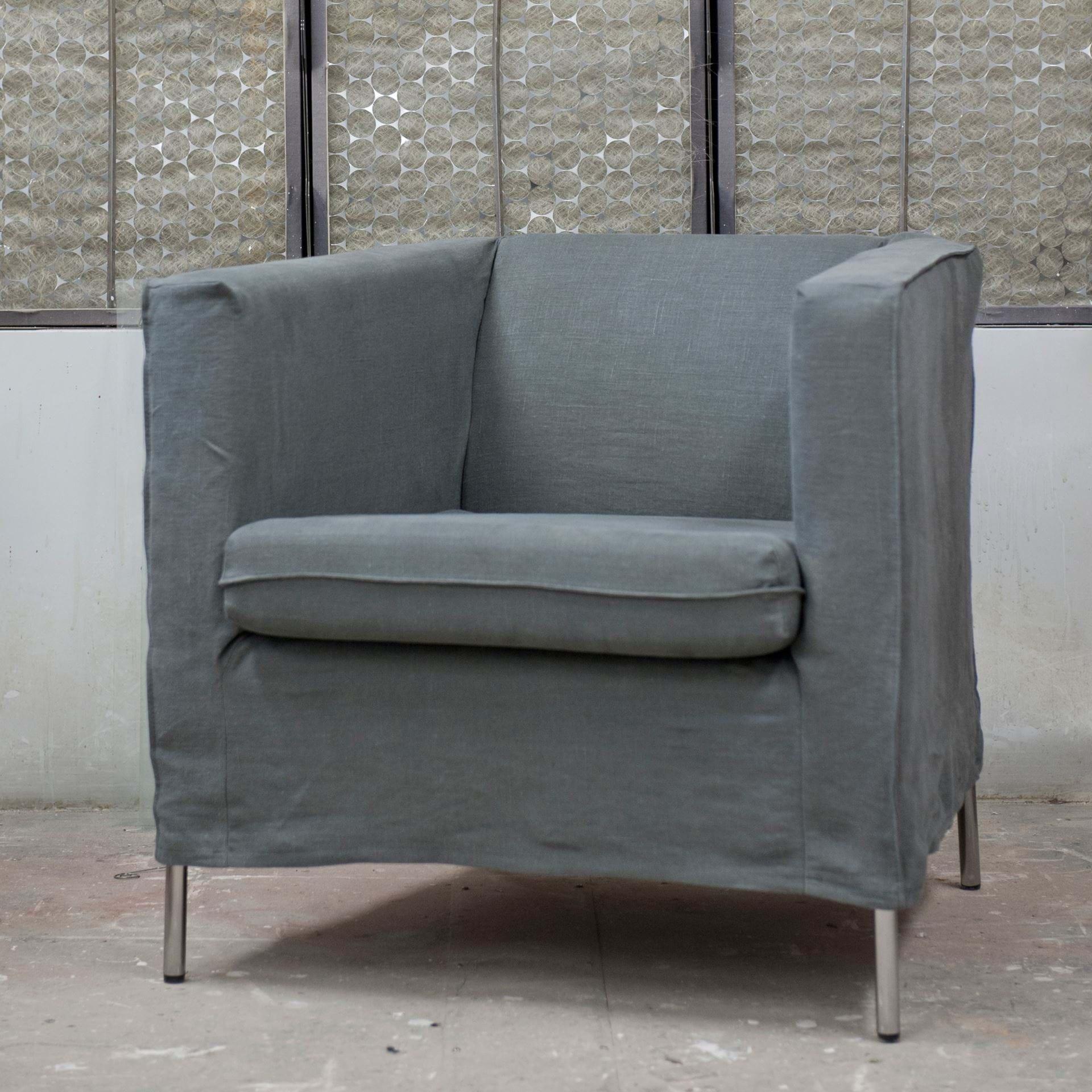 Stupendous Ikea Klappsta Armchair Cover Loose Fit Bemz Inzonedesignstudio Interior Chair Design Inzonedesignstudiocom