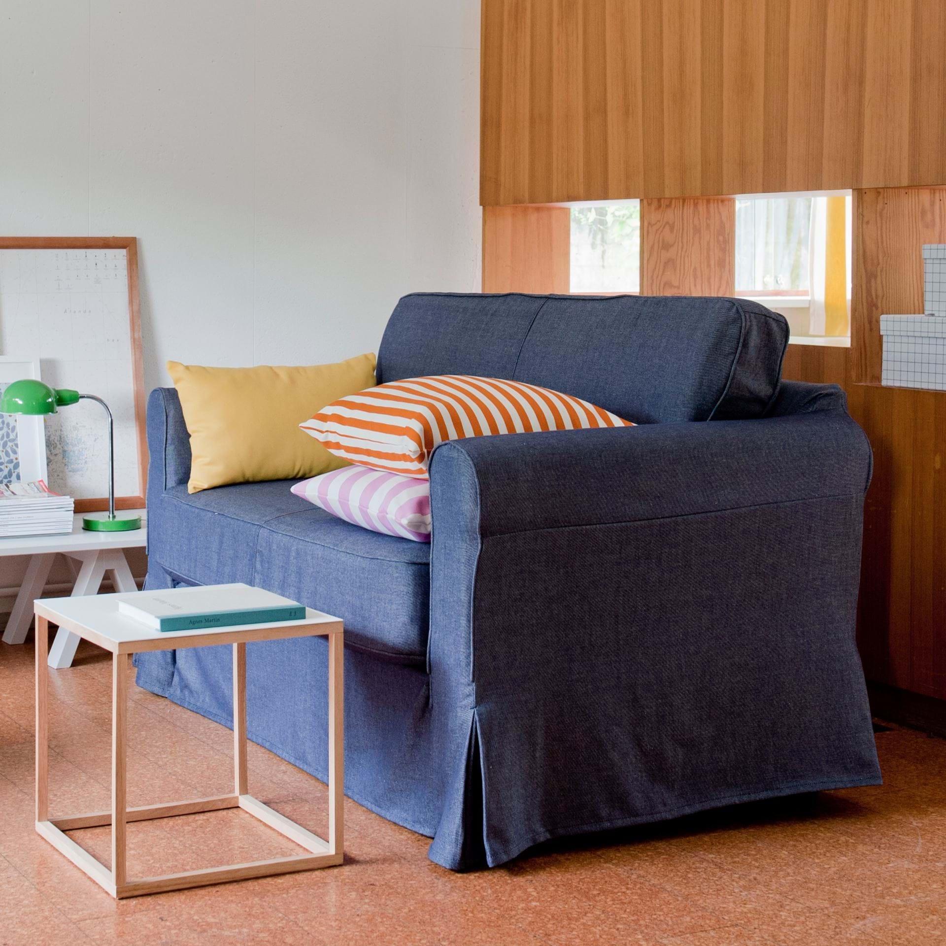 Fabulous Ikea Hagalund 2 Seater Sofa Bed Cover Bemz Bemz Inzonedesignstudio Interior Chair Design Inzonedesignstudiocom
