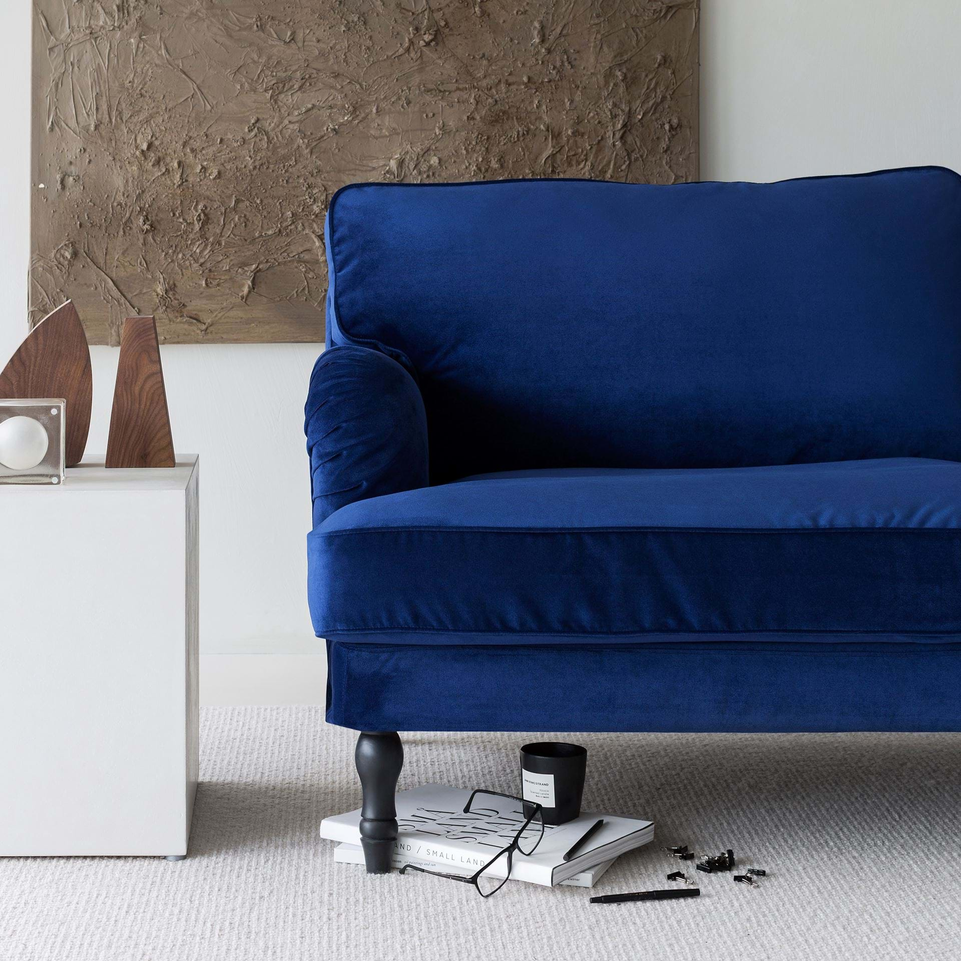 Bezug für 2er-Sofa Stocksund | Bemz