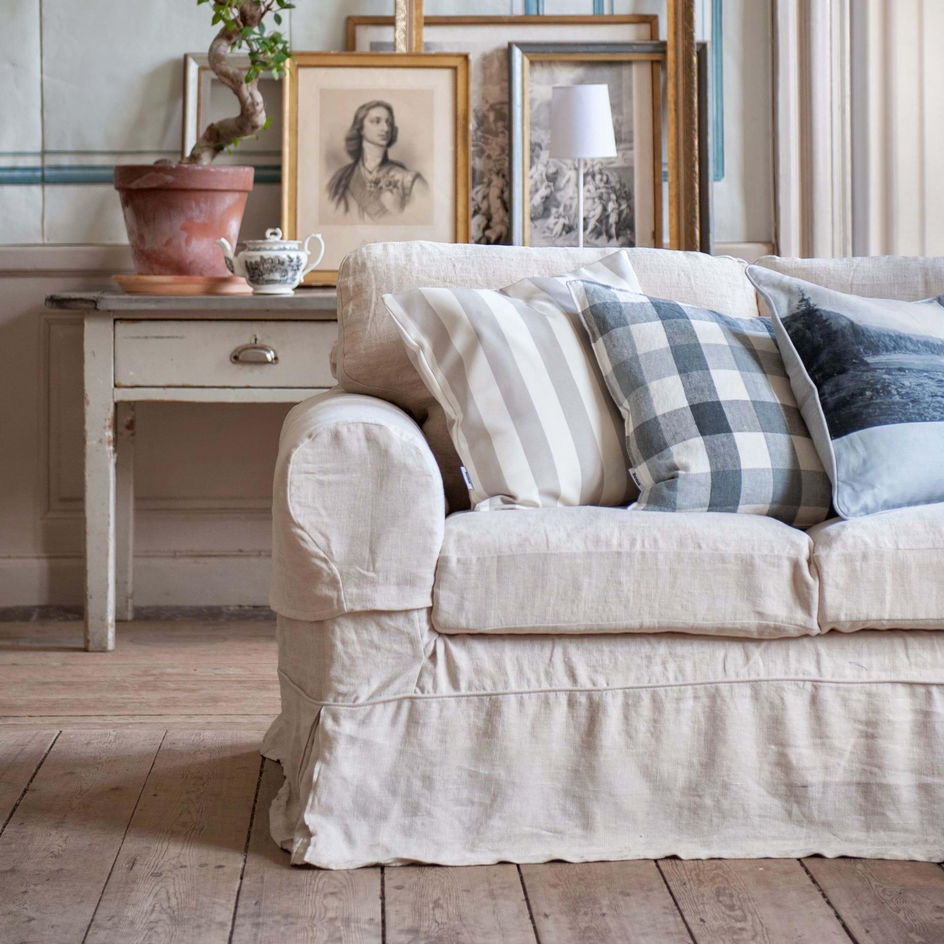 Ikea Rp 2 Seater Sofa Cover Loose