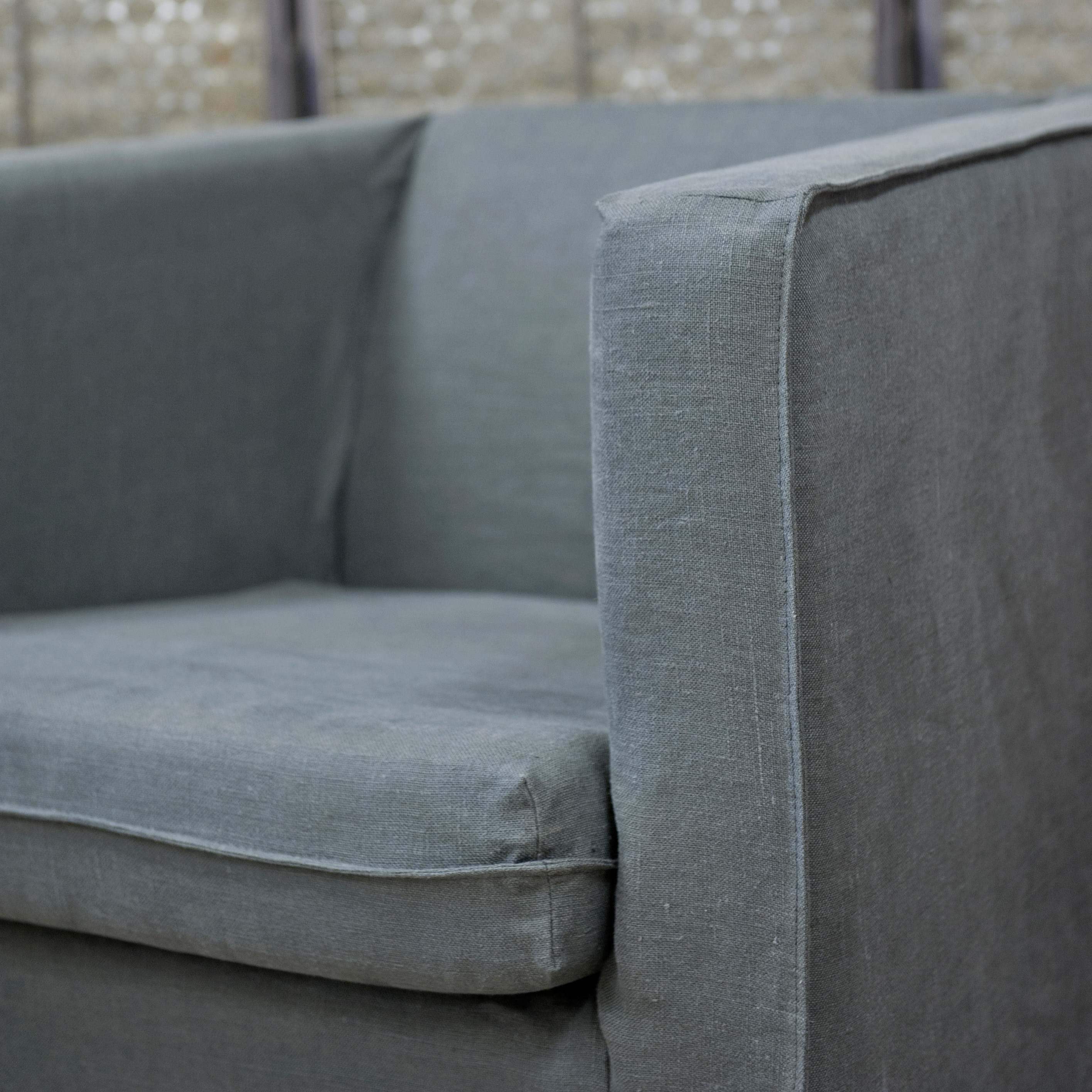 Wondrous Ikea Klappsta Armchair Cover Loose Fit Bemz Inzonedesignstudio Interior Chair Design Inzonedesignstudiocom