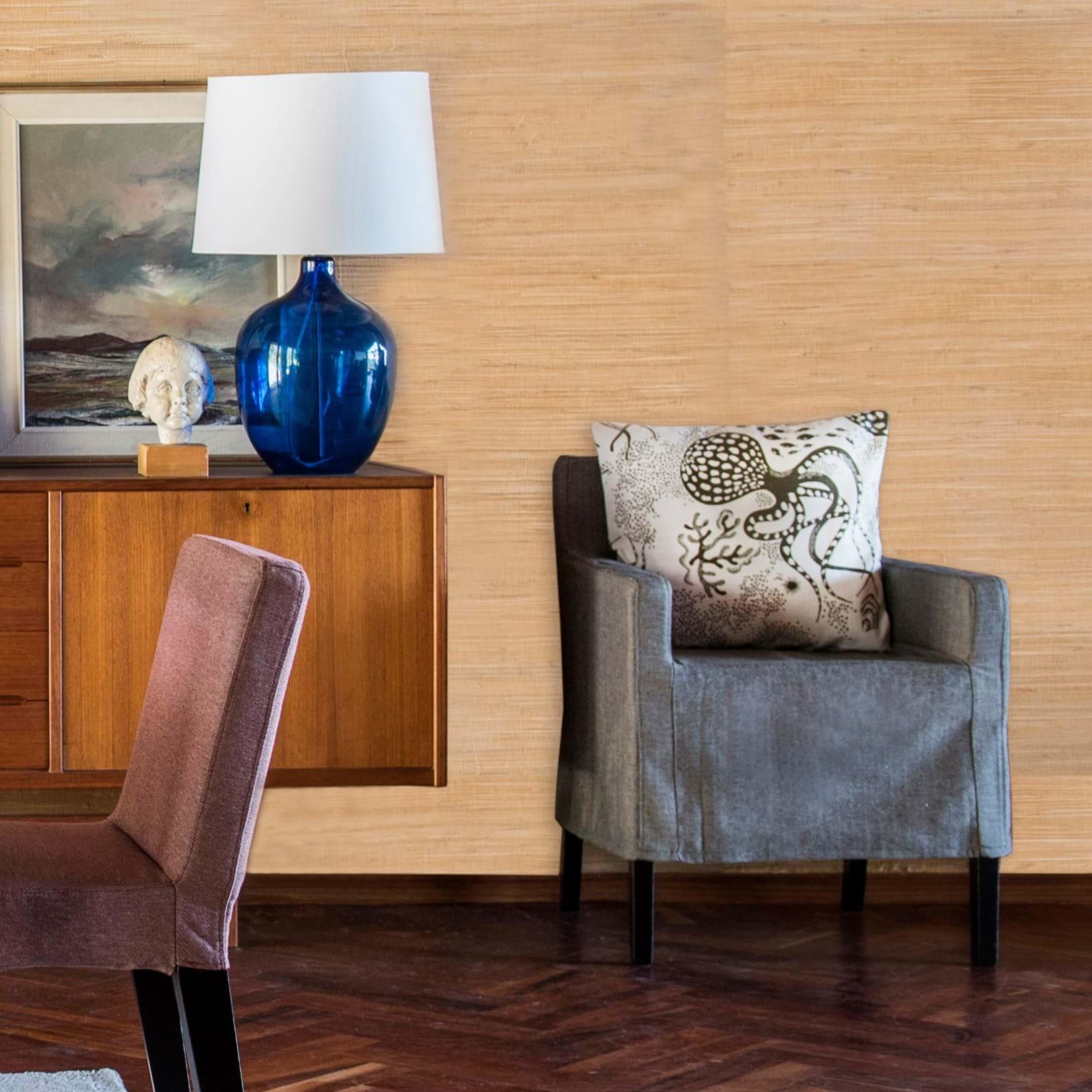 IKEA Nils, Tapicería para sillón falda media Bemz | Bemz