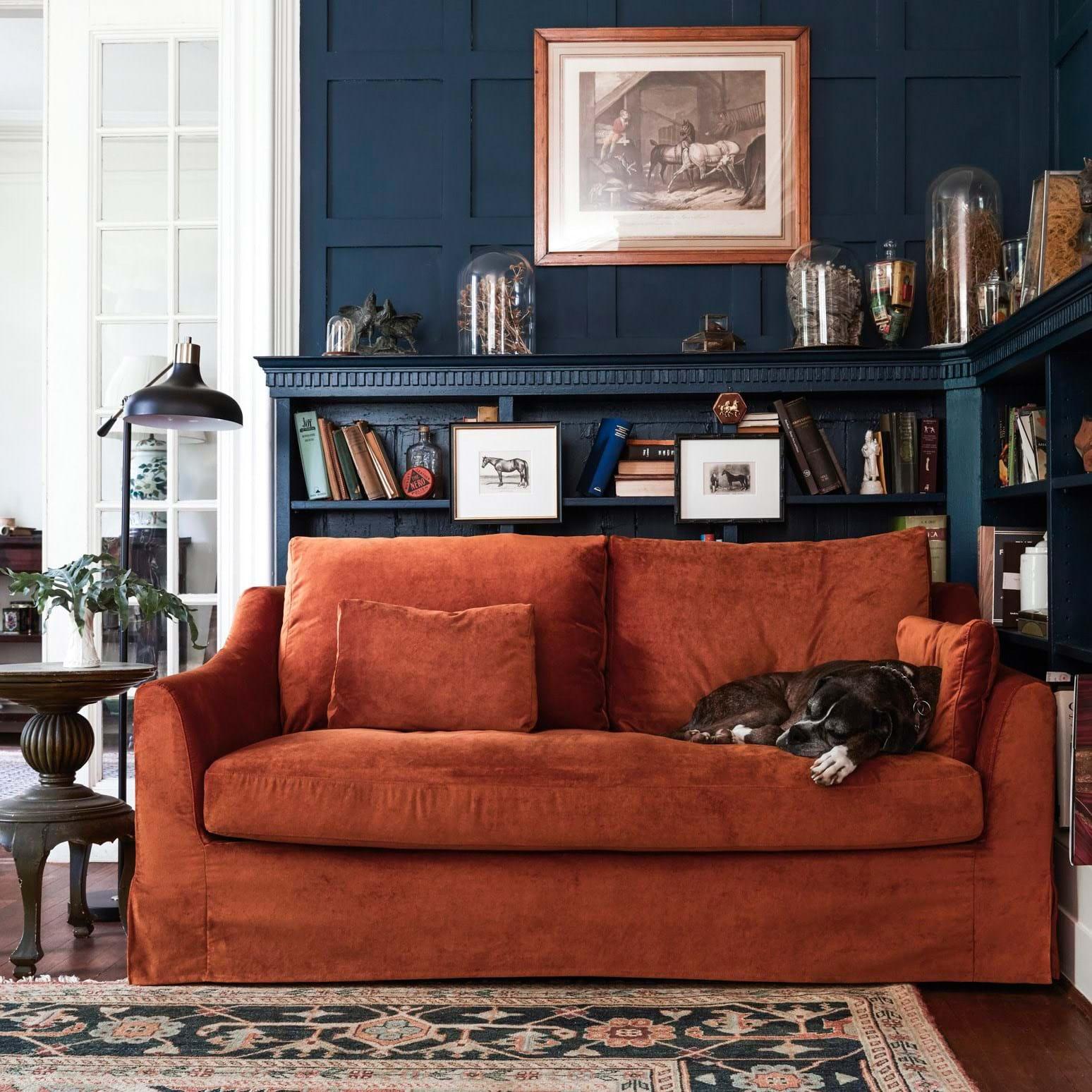 Ikea Färlöv 2 Seater Sofa Cover Bemz