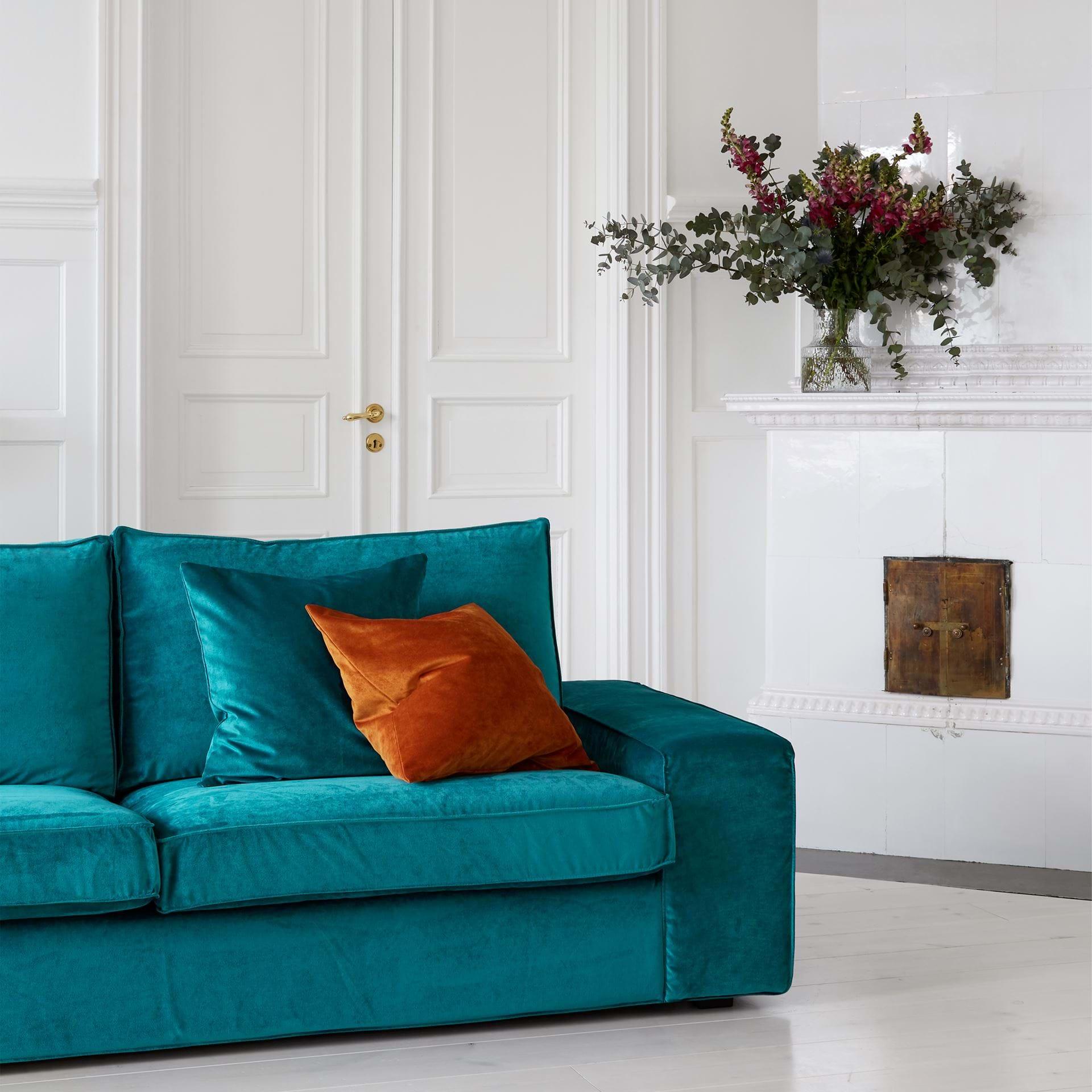 Ikea Kivik 2 Seater Sofa Cover Bemz