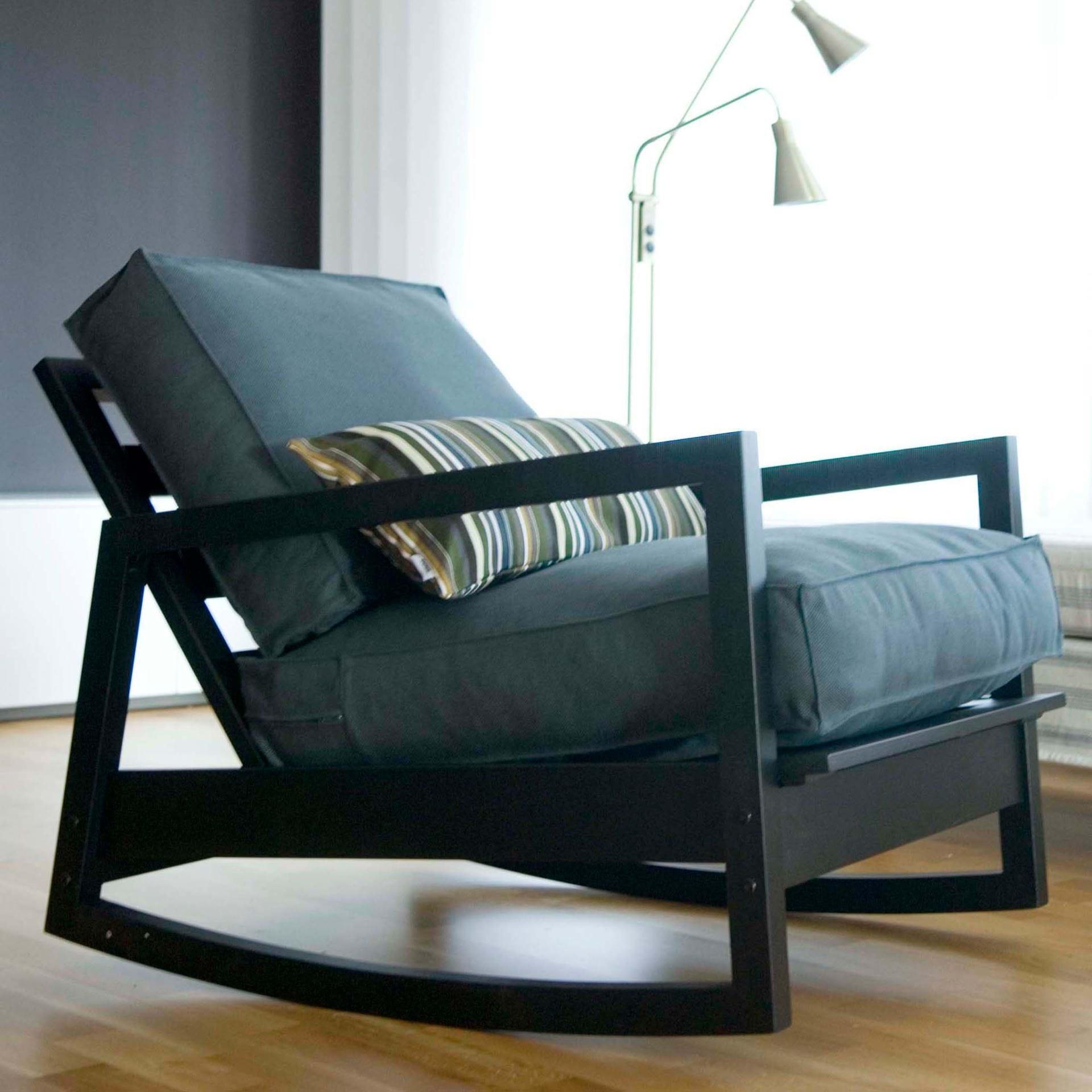 Peachy Ikea Lillberg Rocking Chair Cover Bemz Bemz Theyellowbook Wood Chair Design Ideas Theyellowbookinfo
