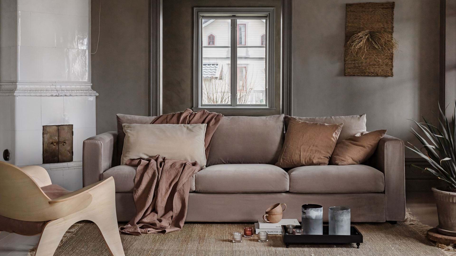 Gambe Per Mobili Ikea ikea vimle sofa review by bemz | bemz