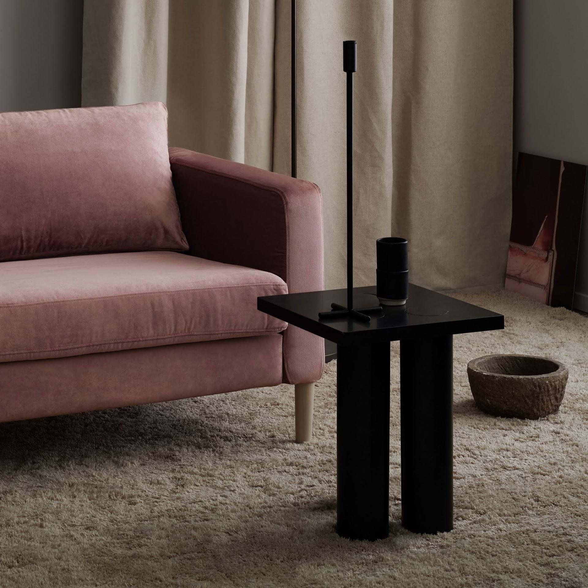 Gambe Per Mobili Ikea kastelle gamba affusolata in legno per mobili | bemz