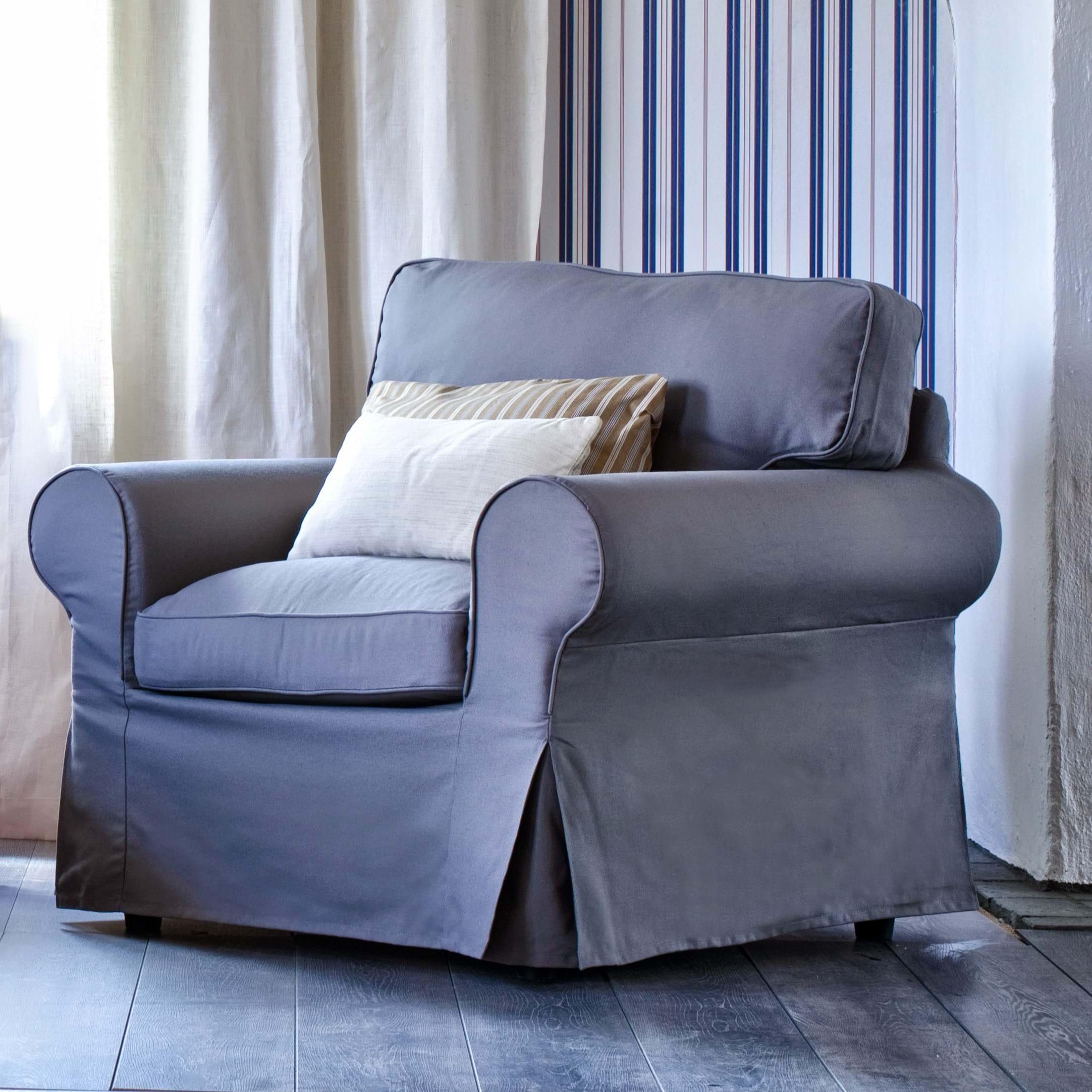 Ikea Sillones Tela