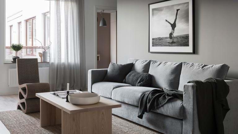 Wohnzimmer einrichten mit Bemz | Bemz