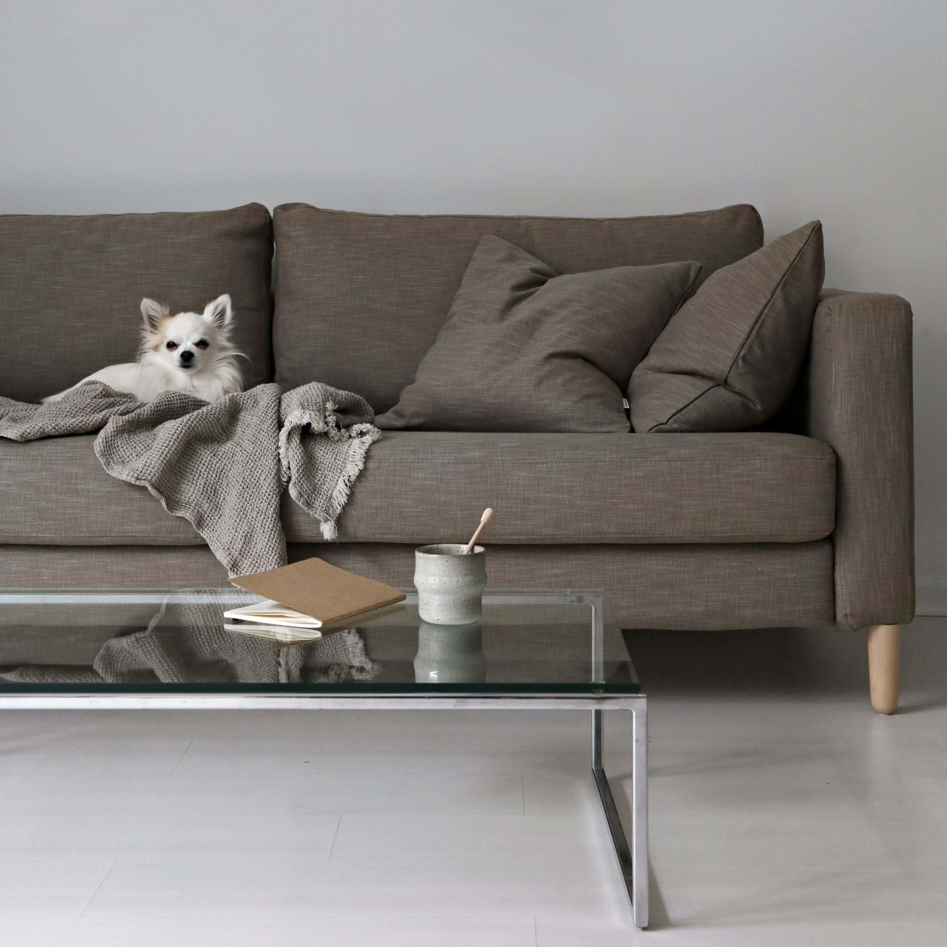 Ikea Karlstad 2 Seater Sofa Cover