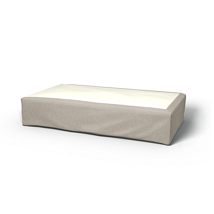Sängkappa, Silver Grey, Conscious - Bemz