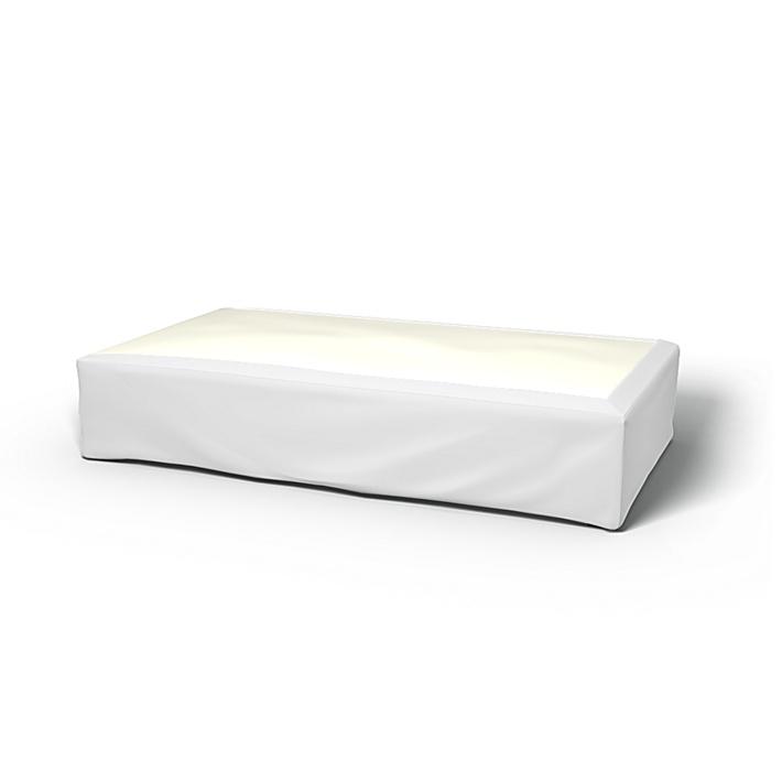Sängkappa, Absolute White, Linne - Bemz