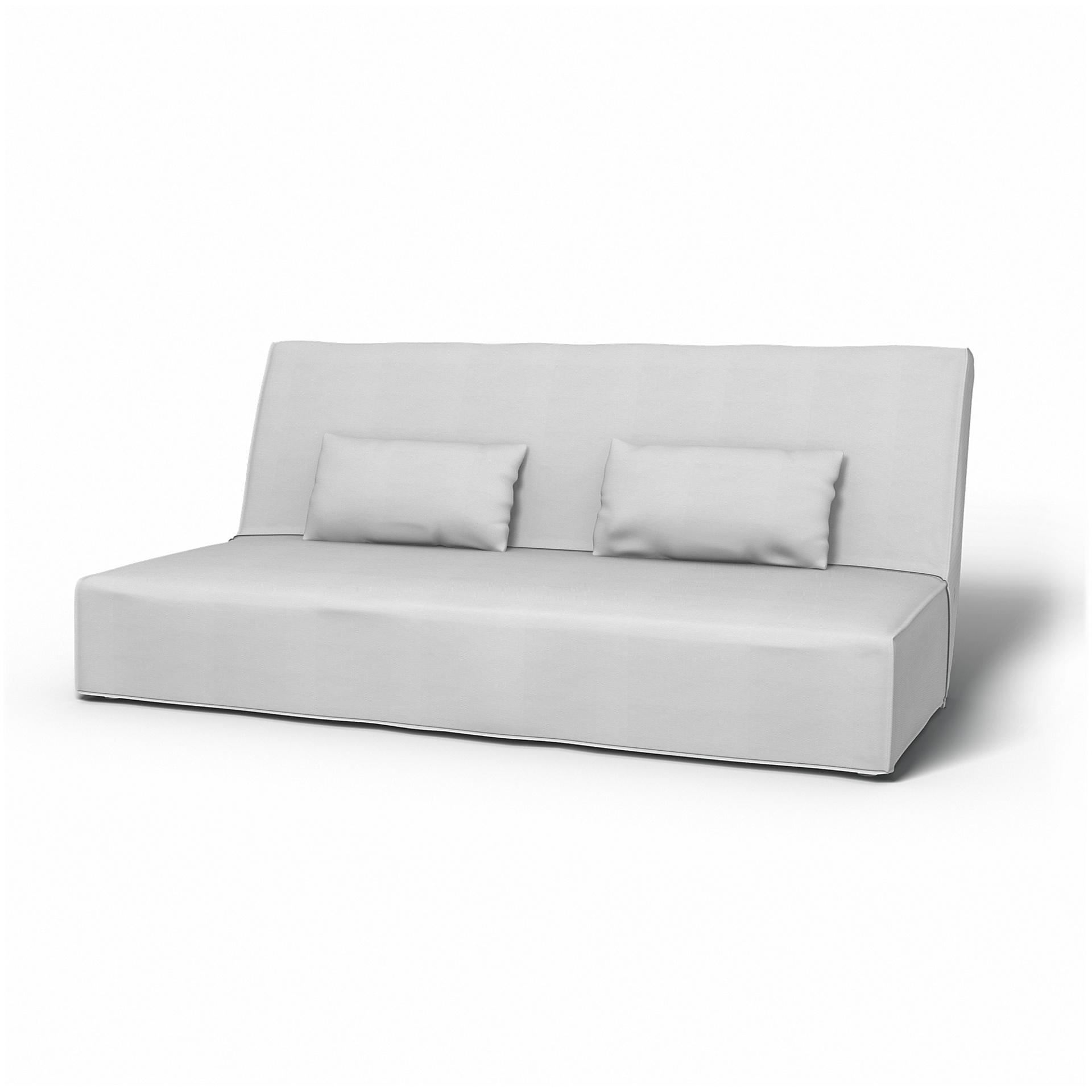 Ikea Beddinge 3 Seater Sofa Bed Cover Long Skirt Bemz Bemz