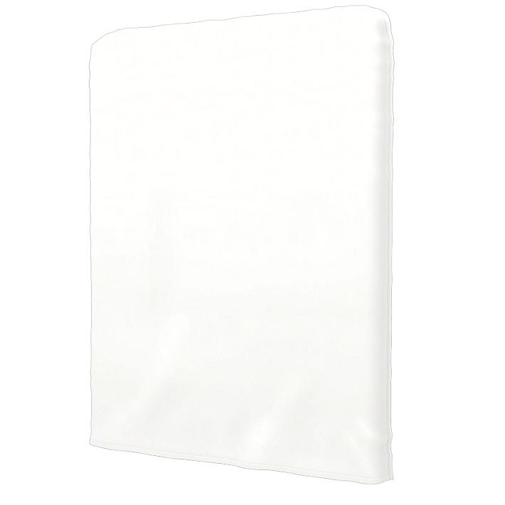 IKEA - UNIVERSAL-ÖVERDRAG TILL SÄNGGAVEL, Absolute White, Bomull - Bemz