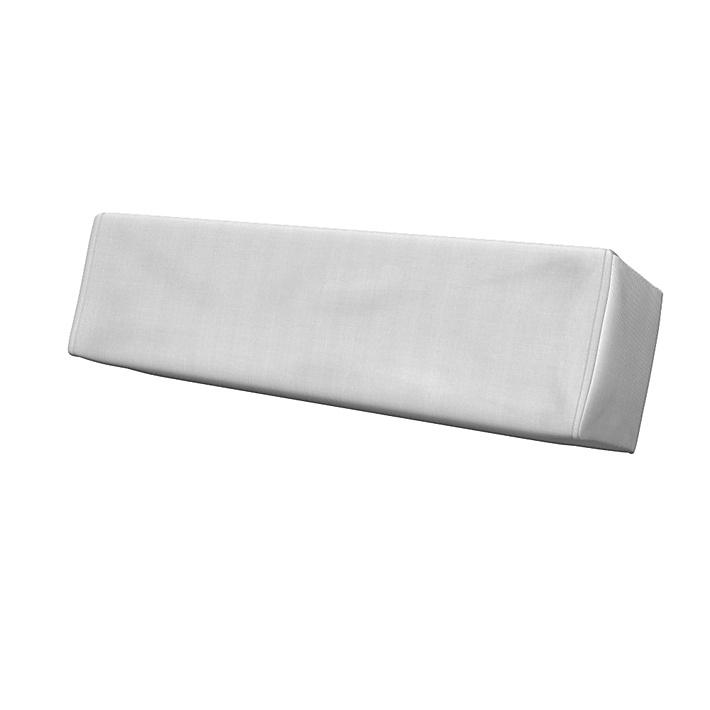 IKEA - Kuddfodral till Beddinge fyrkant, Silver Grey, Bomull - Bemz