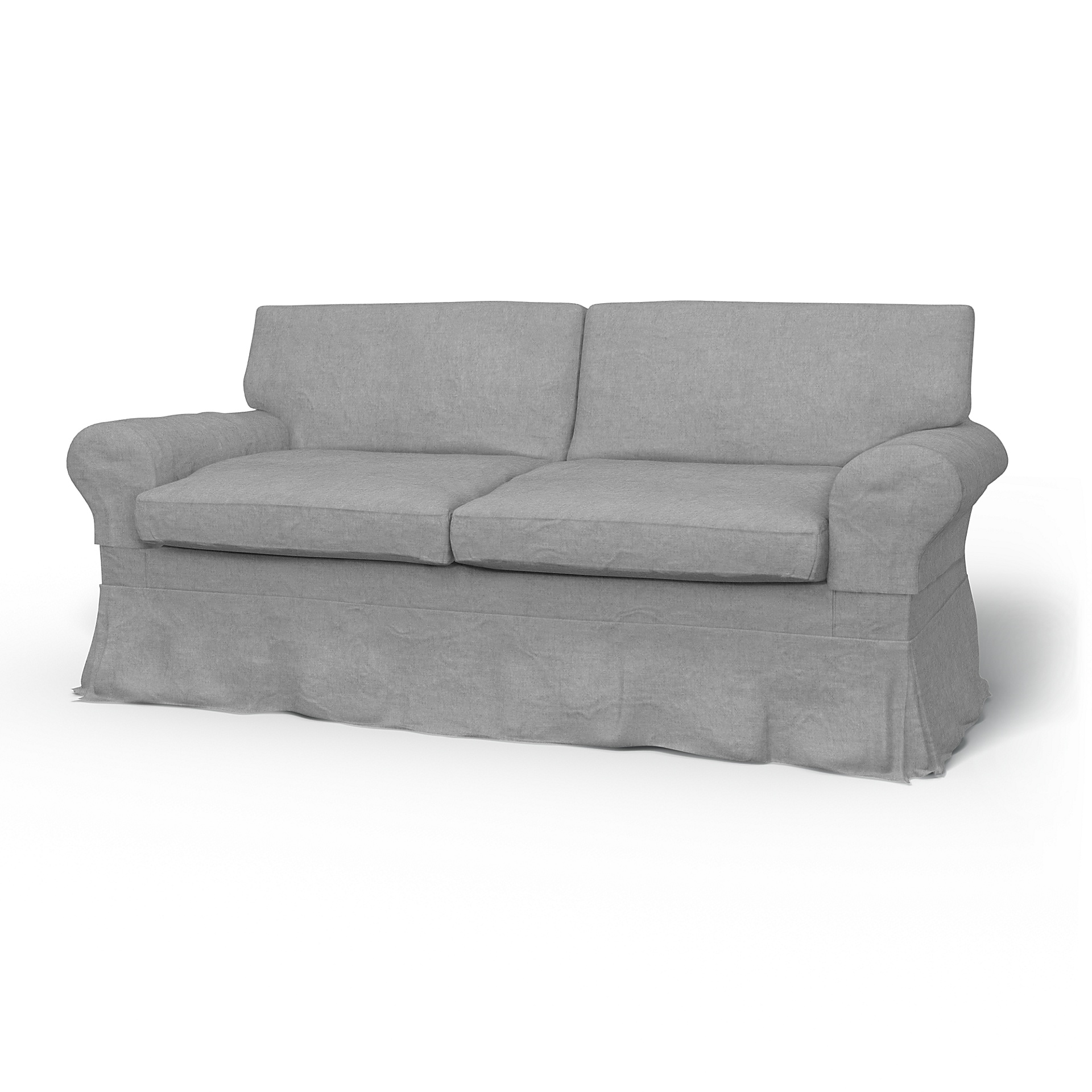 buy popular 5d1a0 e4311 IKEA Ektorp, 2 Seater sofa bed cover Loose Fit | Bemz