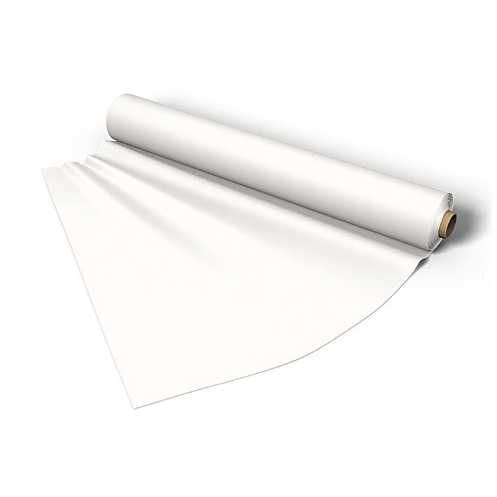 Tyg per meter, Soft White, Linne - Bemz