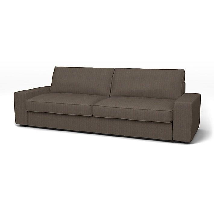 IKEA - Trekk til Kivik sovesofa, Taupe, Conscious - Bemz
