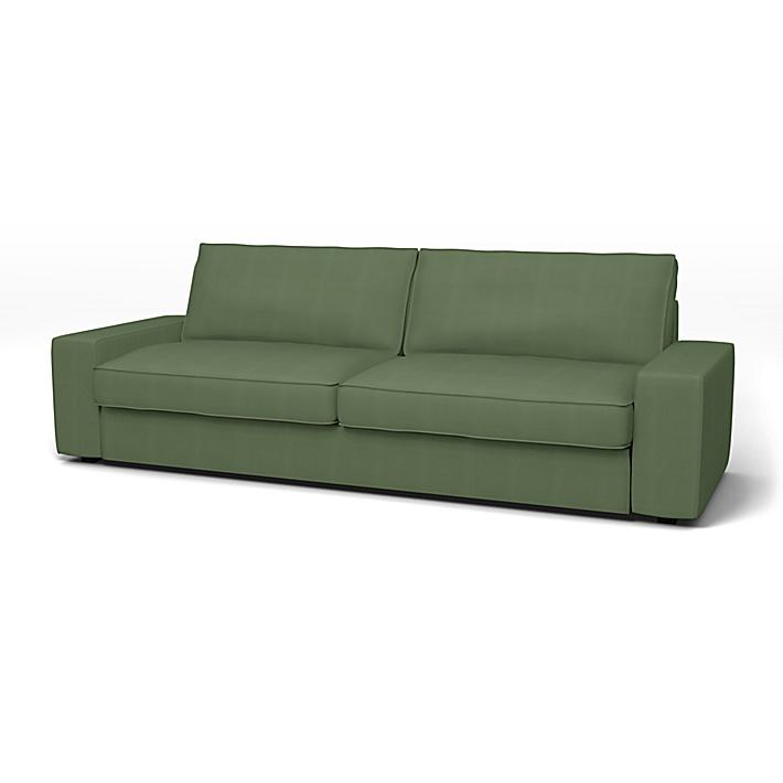 IKEA - Bezug für Bettsofa Kivik, Thyme, Baumwolle - Bemz