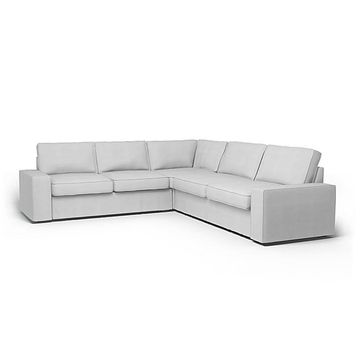 Kivik 2 2 Corner Sofa Cover Bemz
