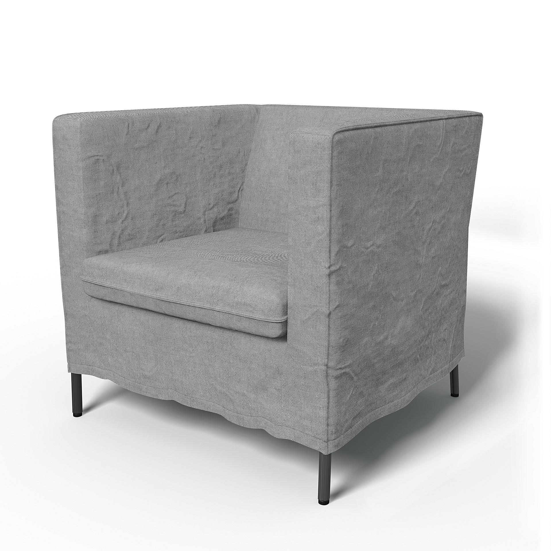 Fabulous Ikea Klappsta Armchair Cover Loose Fit Bemz Inzonedesignstudio Interior Chair Design Inzonedesignstudiocom