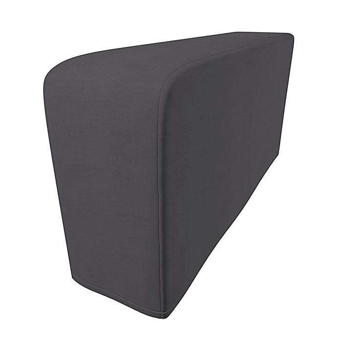 IKEA - Armstödsskydd till Klippan (ett par), Graphite Grey, Bomull - Bemz