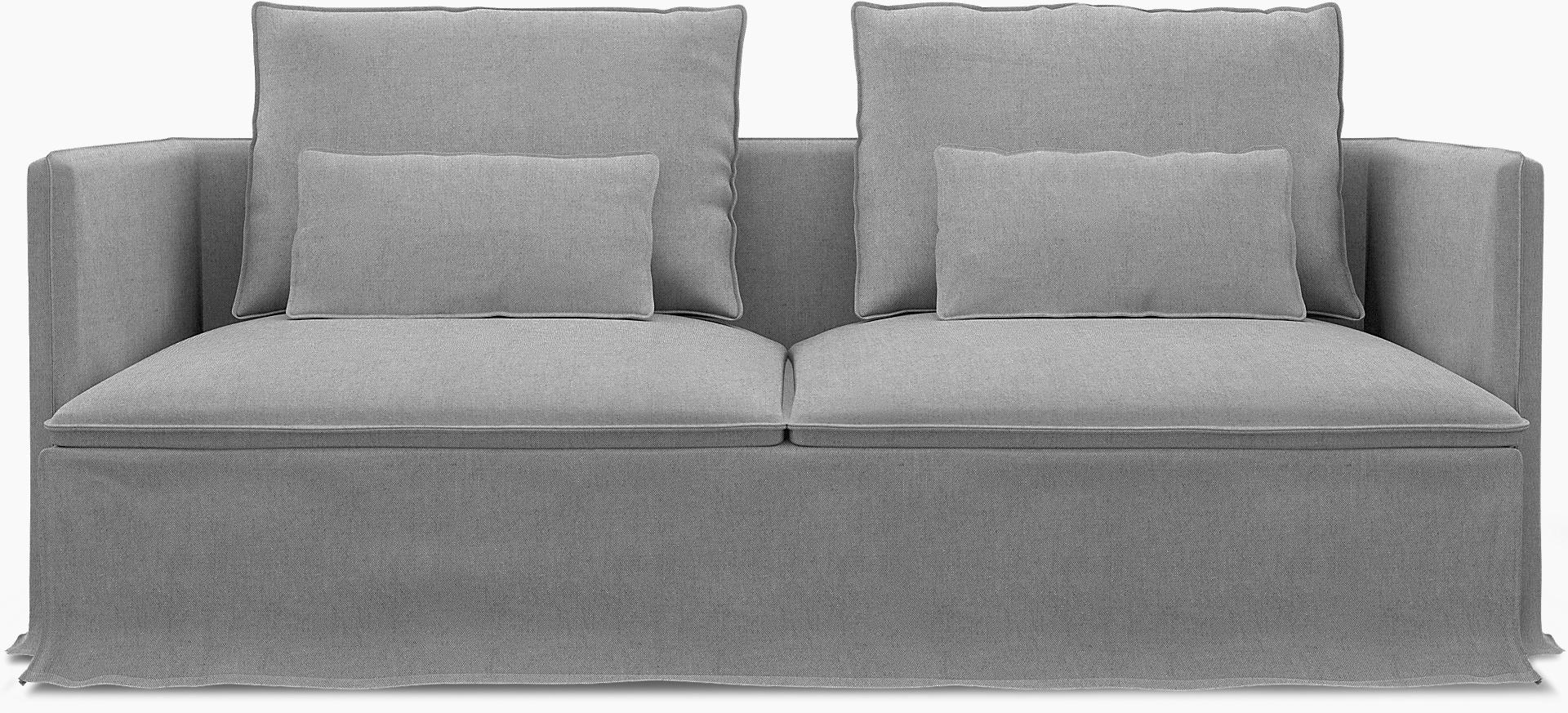 Swell Ikea Soderhamn 3 Seater Sofa Cover Loose Fit Bemz Uwap Interior Chair Design Uwaporg